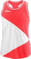 Koszulka dziewczęca Wilson Team II Tank G - fiery coral