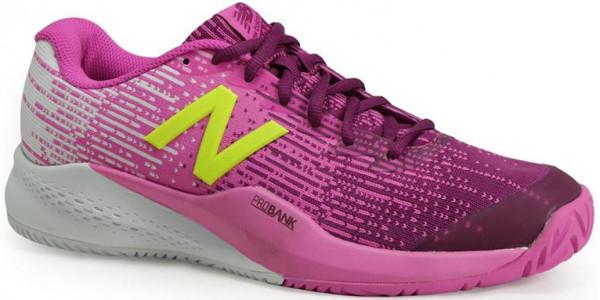 Teniso batai moterims New Balance WC996JF3 - pink/white