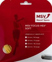 MSV Focus Hex Soft (12 m) - yellow