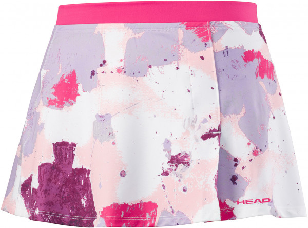 Head Vision Graphic Skirt W - purple