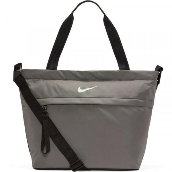 Torba tenisowa Nike Sportswear Essentials Tote - canyon grey/canyon grey/white