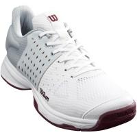 Damskie buty tenisowe Wilson Kaos Komp W - white/pearl blue/fig