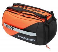 Tennisekott Head Delta Sport Bag - orange/black