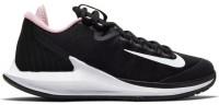 Nike W Court Air Zoom Zero - black/white/pink foam