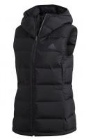 Adidas Helionic Down Vest W - black