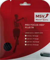 MSV Focus Hex Plus 38 (12 m) - black