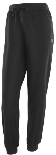 Teniso kelnės moterims Wilson Jogger Pant - black