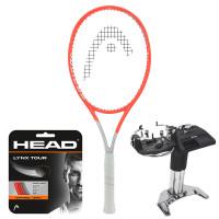 Teniso raketė Head Graphene 360+ Radical MP +stygos + tempimas