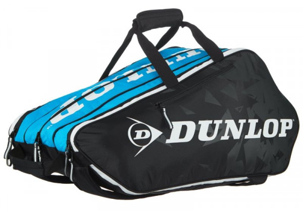 Tenisa soma Dunlop Tour 2.0 10 Pack - black/blue