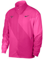 Męska bluza tenisowa Nike Court M Rafa Jacket - laser fuchsia/thunder grey