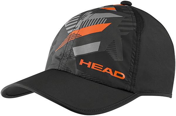 Head Light Function Cap - black