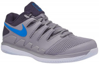 Męskie buty tenisowe Nike Air Zoom Vapor X - atmosphere grey/photo blue