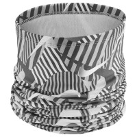 Teniso bandana Nike Therma Neck Wrap - white/smoke grey/silver