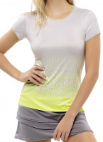 Lucky in Love Nice To Pleat You Del 1 Turn Up The Pleat S/S W - neon yellow