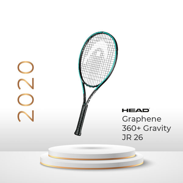 Head Graphene 360+ Gravity JR 26