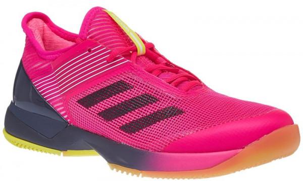 Adidas Adizero Ubersonic 3 W - shock pink/legend ink/ftwr white