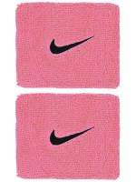 Nike Swoosh Wristbands - pink gaze/oil grey