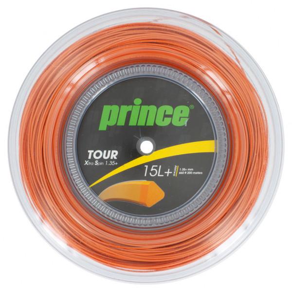 Teniso stygos Prince Tour Xtra Spin 17+ (200 m) - orange