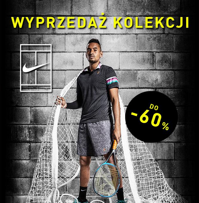 Nike - Wyprzedaż kolekcji