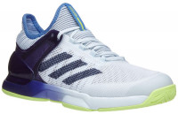 Męskie buty tenisowe Adidas Adizero Ubersonic 2 - blue tint/noble ink/semi frozen yellow