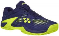 Męskie buty tenisowe Yonex Power Cushion Eclipsion 2 - navy/yellow