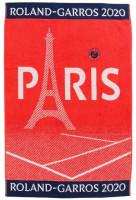 Ręcznik tenisowy Roland Garros Carreblanc Joueur Terre Battue - turniejowy