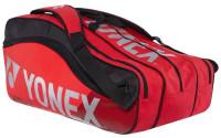 Torba tenisowa Yonex Pro Racquet Bag 9 Pack - flame red