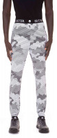 Męskie spodnie tenisowe Hydrogen Tech Skull Pants - white camouflage