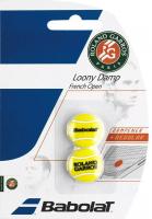 Wibrastopy Babolat Loony Damp Roland Garros - yellow