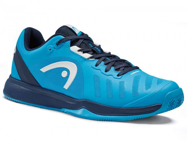 Męskie buty tenisowe Head Sprint Team 3.0 2021 Clay Men - ocean/dress blue