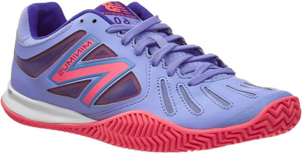 Naiste tennisetossud New Balance WC60BC - blue/cherry