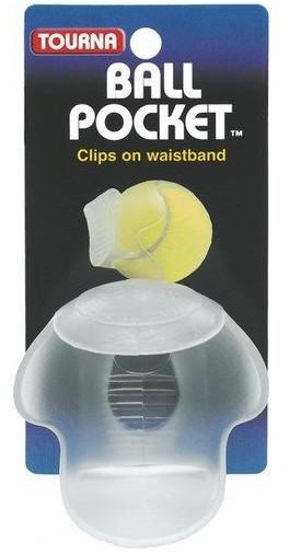 Ball clip Tourna Ball Clip - transparent