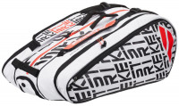 Torba tenisowa Babolat Pure Strike x12 3gen. - white/red