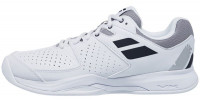 Nike Air Zoom Vapor Cage 4 - sky grey/bright mango/white