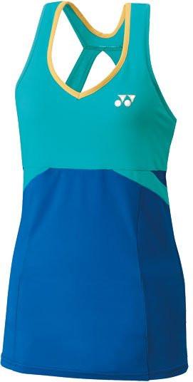Naiste tennisekleit Yonex French Open Dress - deep blue