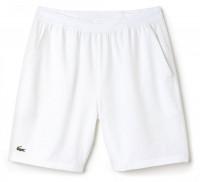Lacoste Men's Sport Tennis Stretch Shorts - white