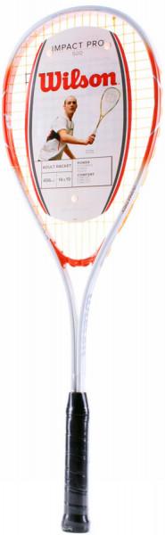 Squash racket Wilson Impact Pro 500 - orange