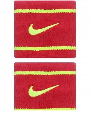 Nike Dri-Fit Wristbands - hyper pink/volt