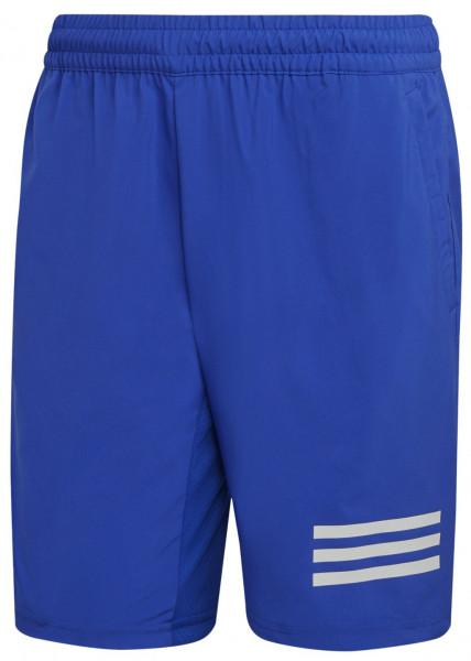 Meeste tennisešortsid Adidas Club 3-Stripes Short M - bold blue/white