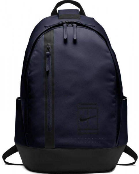 86a0a3d20eeda Plecak tenisowy Nike Court Advantage Backpack - blackened blue/black/black