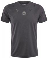 Męski T-Shirt Hydrogen Tech Stars T-Shirt - black