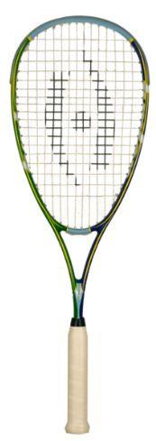 rakieta juniorska do squasha Harrow Junior Squash - kelly green/royal