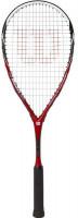 Rakieta do squasha Wilson CS Muscle 190 - red