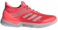 Adidas Adizero Ubersonic 3 W - shock red/white/light granite