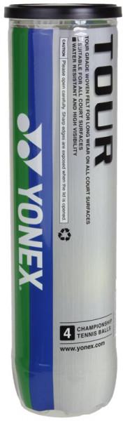 Tenisa bumbiņas Yonex Tour 4B