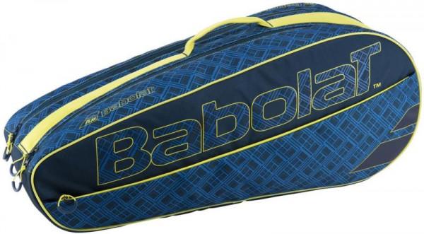 Babolat Club Line x6 Classic - blue/yellow