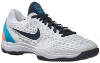 Nike Air Zoom Cage 3 HC - white/obsidian/light carbon/blue fury