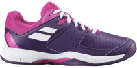 Teniso batai moterims Babolat Pulsion Clay Women - grape royale