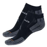 Head Performance Sneaker 2P - black