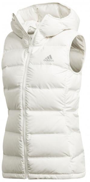 Teniso berankovė moterims Adidas Helionic Vest W - white